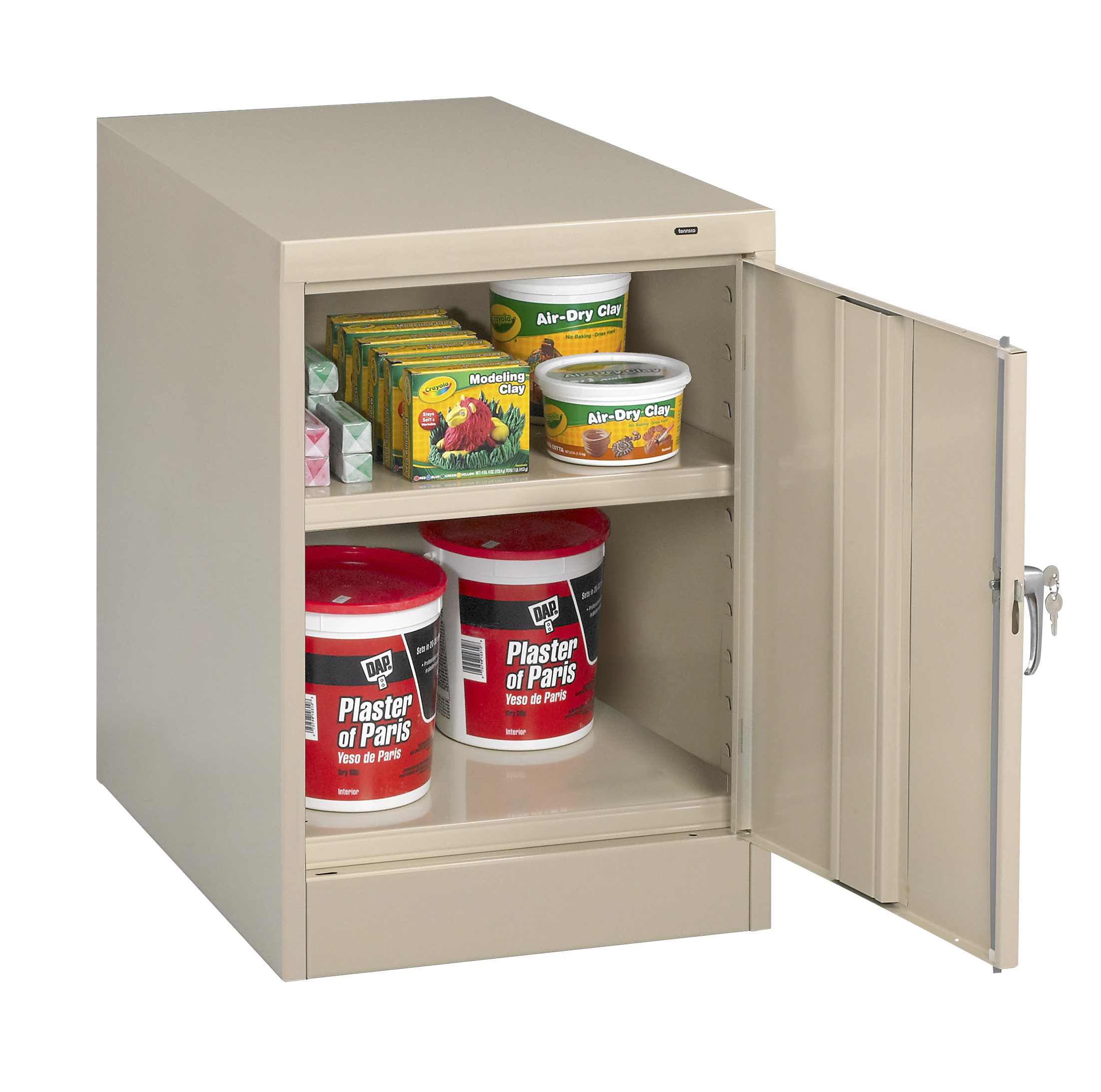 Tennsco - Storage Made Easy - Single Door Cabinet